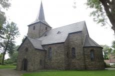 Lennesteig #01: Hohenlimburg - Nachrodt - Ev. Kirche Wiblingwerde