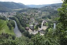 Lennesteig #02: Nachrodt - Altena - Blick von Klaras Höhe