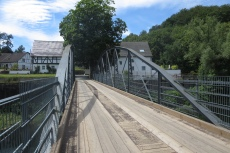 Lennesteig #04: Werdohl - Plettenberg - Brücke bei Hilfringhausen