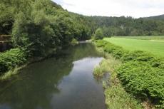 Lennesteig #04: Werdohl - Plettenberg - Lenne bei Hilfringhausen