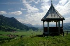 oberhalb von Rettenberg