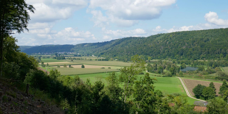 Altmühltal-Panoramaweg von Kinding nach Beilngries