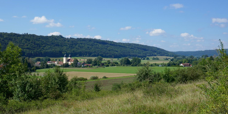 Altmühltal-Panoramaweg von Beilngries nach Meihern - Kottingwörth