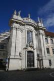 Eichstätt - Dom, barocke Westfassade