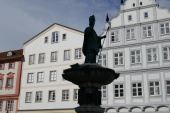 Eichstätt - Willibaldsbrunnen