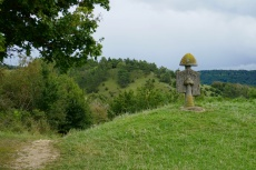 Altmühltal-Panoramaweg von Eichstätt nach Walting - Figurenfeld