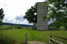 Altmühltal-Panoramaweg von Walting nach Arnsberg - Ruine der Burg Rieshofen