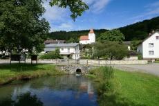 Altmühltal-Panoramaweg von Walting nach Arnsberg - Isenbrunn