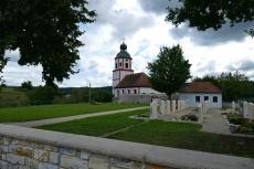 Altmühltal-Panoramaweg von Walting nach Arnsberg - Gungoldinger Kirche