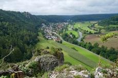Altmühltal-Panoramaweg von Arnsberg nach Kinding - Arnsberger Leite