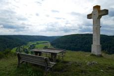 Altmühltal-Panoramaweg von Arnsberg nach Kinding - Auf dem Schellenberg