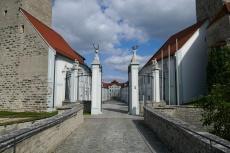 Altmühltal-Panoramaweg von Kinding nach Beilngries - Bistumshaus Schloss Hirschberg