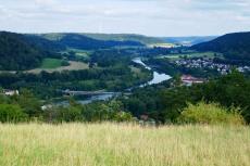 Altmühltal-Panoramaweg von Kinding nach Beilngries - Main-Donau-Kanal