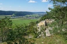Altmühltal-Panoramaweg von Beilngries nach Meihern - Steinbruch bei Kottingwörth