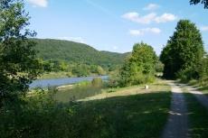 Altmühltal-Panoramaweg von Beilngries nach Meihern - Main-Donau-Kanal