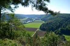 Altmühltal-Panoramaweg von Meihern nach Jachenhausen - Blick vom Rosskopf