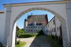 Altmühltal-Panoramaweg von Meihern nach Jachenhausen - Schloss Eggersberg