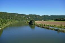 Altmühltal-Panoramaweg von Meihern nach Jachenhausen - Main-Donau-Kanal