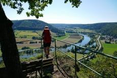 Altmühltal-Panoramaweg von Meihern nach Jachenhausen - Aussichtspunkt Falkenhorst