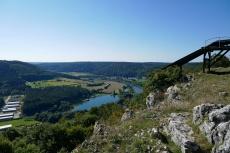 Altmühltal-Panoramaweg von Meihern nach Jachenhausen - Plateau bei Jachenhausen