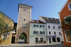 Stadttor in Kelheim
