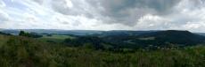 Vulkan-Pfad von Steffeln nach Gerolstein - Blick vom Rother Kopf