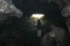 Lavahöhle Furna de Frei Matias