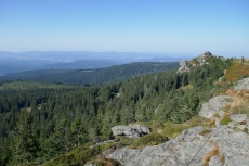 Bayerischer Wald | An einem Tag über acht Tausender