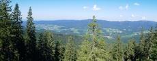 Bayerischer Wald   An einem Tag über acht Tausender