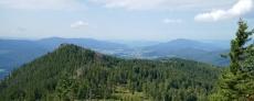 Bayerischer Wald   Großer Osser Runde von Lam