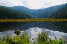 Bayerischer Wald   Kleiner Arbersee