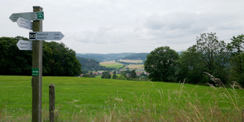 Diemelsteig – Von Stormbruch nach Heringhausen