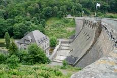 Diemelsteig - Von Stormbruch nach Heringhausen - Staumauer
