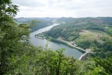 Diemelsteig - Von Stormbruch nach Heringhausen - Blick vom Eisenberg