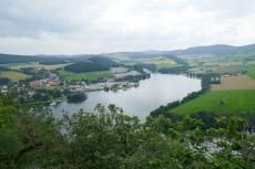 Diemelsteig - Von Stormbruch nach Heringhausen - Aussichtpunkt St. Muffert