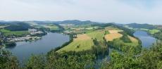 Diemelsteig - Von Heringhausen nach Wirmighausen - Aussicht von St. Muffert
