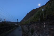 30. Int. Rhein-Mosel-Marathon - Start im Dunkeln