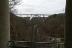 Im Kernland der Grafen von Berg - Müngstener Brücke