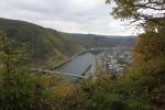 30. Int. Rhein-Mosel-Marathon - Mosel bei Löf