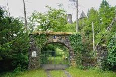 NaturWanderPark delux: Nat'Our Route 5 – Vianden-Falkenstein - Burg Falkenstein