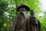 NaturWanderPark delux: Moore-Pfad Schneifel - Der Schwarze Mann (Bergmann)