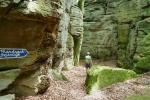 NaturWanderPark delux: Felsenweg - Berdorf - Mandrack-Passage