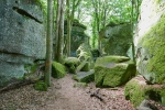 NaturWanderPark delux: Felsenweg - Berdorf - Labyrinth