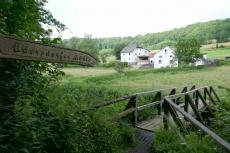 Eifelsteig #12: Von Schalkenmehren bis Manderscheid - Üdersdorfer Mühle