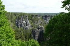 Malerweg #2 - An den Bastei-Felsen