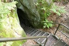 Malerweg #2 - Einstieg in die Wolfsschlucht