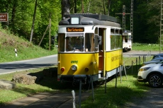 Malerweg #4 - Kirnitzschtalbahn