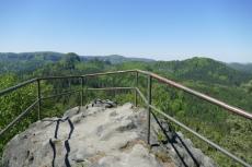 Malerweg #5 - Ausblick vom Großen Pohlshorn