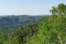 Malerweg #5 - Blick vom Kipphorn