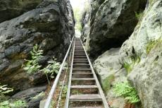 Malerweg #6 - Hinauf zum Gohrisch